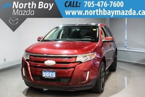 2013 Ford Edge SEL Heated Front Seats + Back-Up Camera + Power D