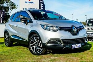 2015 Renault Captur J87 Dynamique EDC Silver 6 Speed Sports Automatic Dual Clutch Hatchback Wangara Wanneroo Area Preview