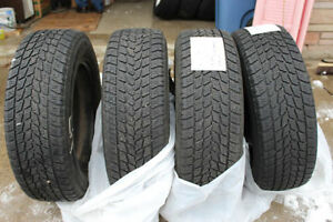 Winter tires on Ford rims Kitchener / Waterloo Kitchener Area image 3