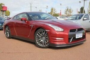 2015 Nissan GT-R R35 MY15 Premium DCT AWD Red 6 Speed Sports Automatic Dual Clutch Coupe Willagee Melville Area Preview