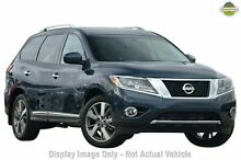 2015 Nissan Pathfinder R52 MY15 Ti X-tronic 4WD Blue 1 Speed Constant Variable Wagon Wantirna South Knox Area Preview
