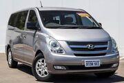 2011 Hyundai iMAX TQ-W MY11 Silver 5 Speed Automatic Wagon Maddington Gosnells Area Preview