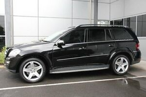 2010 Mercedes-Benz GL500 X164 MY10 Black 7 Speed Sports Automatic Wagon Hilton West Torrens Area Preview
