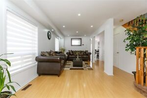 Beautiful & Spacious 3+1 bdrm house for sale in Brampton!!