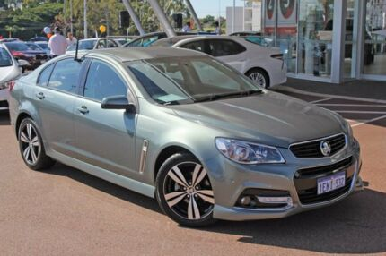 2014 Holden Commodore VF MY14 SV6 Storm Grey 6 Speed Sports Automatic Sedan Myaree Melville Area Preview