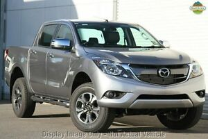 2016 Mazda BT-50 MY16 GT (4x4) Titanium Flash 6 Speed Automatic Dual Cab Utility Gymea Sutherland Area Preview