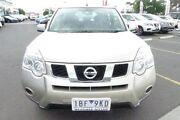 2010 Nissan X-Trail T31 MY10 ST Gold 1 Speed Constant Variable Wagon Hoppers Crossing Wyndham Area Preview