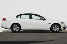2011 Holden Commodore VE II Omega White 4 Speed Automatic Sedan Ferntree Gully Knox Area Preview