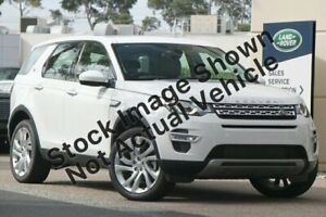 2016 Land Rover Discovery Sport L550 16.5MY SD4 HSE Luxury White 9 Speed Sports Automatic Wagon Blacktown Blacktown Area Preview