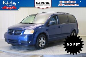 2010 Dodge Grand Caravan SE*Local Trade-No PST*
