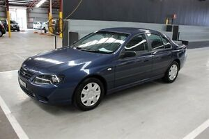 2007 Ford Falcon BF Mk II XT Blue 4 Speed Sports Automatic Sedan Maryville Newcastle Area Preview