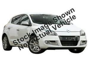 2013 Renault Megane III B95 MY13 GT-Line Silver 6 Speed Constant Variable Hatchback Ravenhall Melton Area Preview
