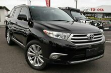 2012 Toyota Kluger  Black Sports Automatic Wagon Keysborough Greater Dandenong Preview
