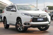 2017 Mitsubishi Pajero Sport QE MY17 GLS White 8 Speed Sports Automatic Wagon Cannington Canning Area Preview
