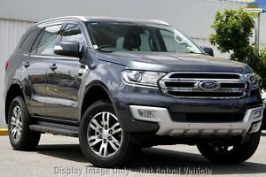 2016 Ford Everest UA Trend Meteor Grey 6 Speed Sports Automatic Wagon Woodbridge Swan Area Preview