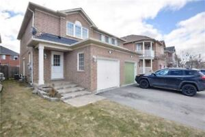 Beautiful Renovated Semi-Detached  in Brampton