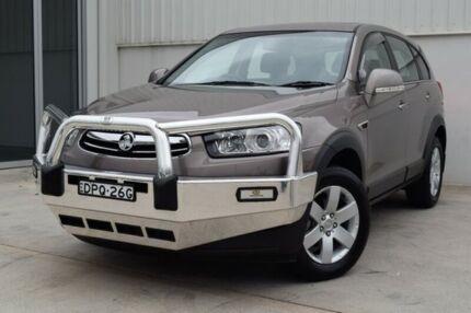 2014 Holden Captiva CG MY14 7 LS Gold 6 Speed Sports Automatic Wagon