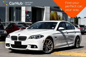 2016 BMW 5 Series 535i xDrive|M.Sports.Pkg|Sunroof|GPS|H.K.Audio