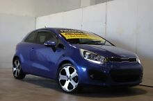 2012 Kia Rio UB SLS Purple 6 Speed Manual Hatchback Underwood Logan Area Preview