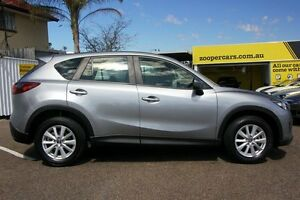 2012 Mazda CX-5 KE1071 Maxx SKYACTIV-Drive AWD Sport Silver 6 Speed Sports Automatic Wagon Chermside Brisbane North East Preview