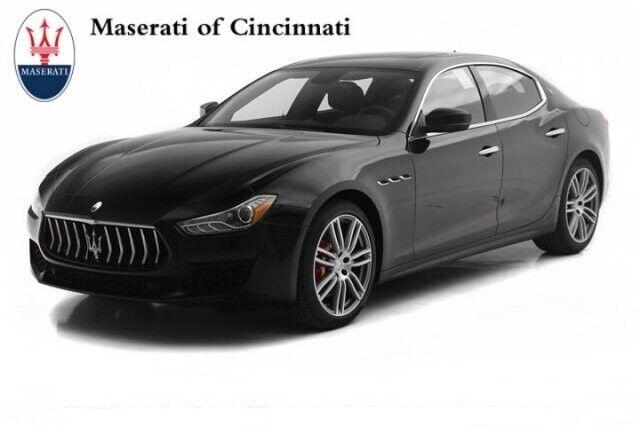 Image 1 Voiture Européenne d'occasion Maserati Ghibli 2019
