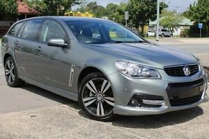 2015 Holden Commodore VF MY15 SV6 Sportwagon Storm Grey 6 Speed Sports Automatic Wagon Berwick Casey Area Preview