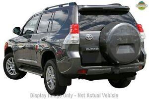 2012 Toyota Landcruiser Prado KDJ150R VX Metal Storm 5 Speed Sports Automatic Wagon Wangara Wanneroo Area Preview
