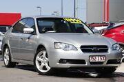 2005 Subaru Liberty B4 MY05 3.0R AWD Silver 5 Speed Sports Automatic Sedan Moorooka Brisbane South West Preview