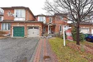 FOR SALE - 3 BR TOWNHOUSE IN BRAMPTON (BOVAIRD / FERNFOREST)