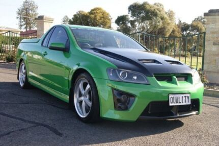 2007 Holden Commodore VE SS Atomic 6 Speed Manual Utility Blair Athol Port Adelaide Area Preview