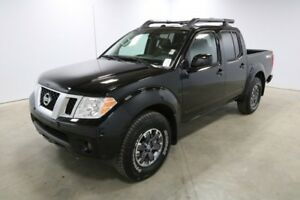 2018 Nissan Frontier 4X4 PRO-4X CREW CAB Heated Seats, Back Up C