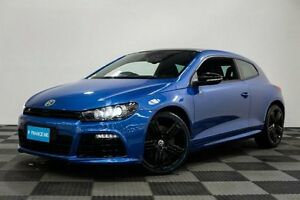 2012 Volkswagen Scirocco 1S MY12 R Coupe DSG Blue 6 Speed Sports Automatic Dual Clutch Hatchback Edgewater Joondalup Area Preview