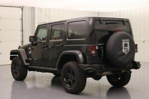 Toit jeep rubicon unlimited noir 2008