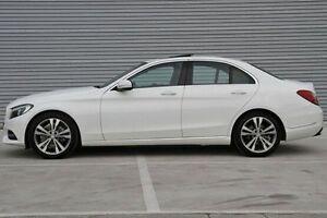 2015 Mercedes-Benz C200 White Sports Automatic Sedan Ringwood East Maroondah Area Preview