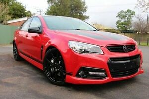 2014 Holden Commodore VF MY15 Red 6 Speed Manual Sedan Nailsworth Prospect Area Preview