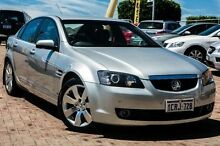 2007 Holden Calais VE V Silver 6 Speed Auto Seq Sportshift Sedan Embleton Bayswater Area Preview