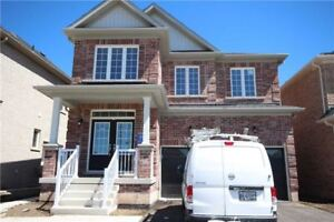 Brand New Never Lived In 4 Bedrooms Detached Home