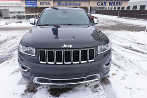 2014 Jeep Grand Cherokee Limited SUV, Rare V8 HEMI, Immaculate