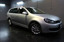 2011 Volkswagen Golf  Silver Sports Automatic Dual Clutch Wagon Launceston 7250 Launceston Area Preview