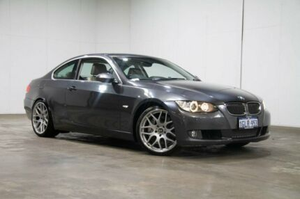 2007 BMW 335i E92 Steptronic Grey 6 Speed Sports Automatic Coupe Welshpool Canning Area Preview