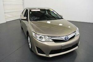 2013 Toyota Camry AVV50R Hybrid H Gold Continuous Variable Sedan Moorabbin Kingston Area Preview