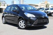 2017 Toyota Yaris NCP130R MY17 Ascent Ink 4 Speed Automatic Hatchback Northbridge Perth City Area Preview