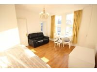 Large Studio flat in Ealing Broadway West London, Separate Kitchen Available Now & Furnished