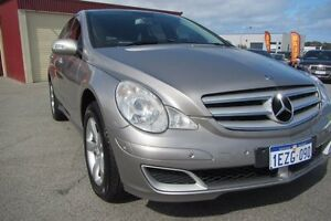 2008 Mercedes-Benz R 251 MY08 350 Luxury (AWD) Champagne Bronze 7 Speed Automatic G-Tronic Wagon Wangara Wanneroo Area Preview
