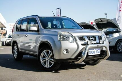 2011 Nissan X-Trail T31 MY11 ST (FWD) Silver Continuous Variable Wagon Osborne Park Stirling Area Preview