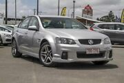 2011 Holden Commodore VE II SV6 Silver 6 Speed Sports Automatic Sedan Aspley Brisbane North East Preview