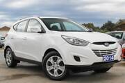 FROM $90 P/WEEK ON FINANCE* 2014 HYUNDAI IX35 ACTIVE WAGON Coburg Moreland Area Preview