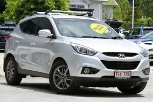 2013 Hyundai ix35 LM2 Elite AWD Silver 6 Speed Sports Automatic Wagon Moorooka Brisbane South West Preview