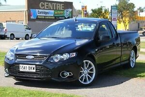2014 Ford Falcon Black Manual Utility Christies Beach Morphett Vale Area Preview