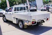 2014 Ford Ranger PX XL 4x2 White 6 Speed Manual Cab Chassis Brookvale Manly Area Preview